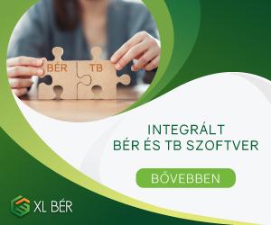 Integrált BÉR és TB szoftver