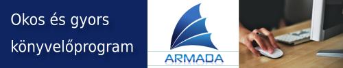Okos Armada könyvelőprogram