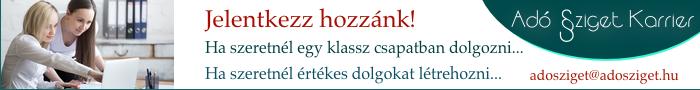 Jelentkezz hozzánk! - Adó Sziget Karrier