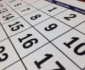 2019. évi munkaszüneti napok körüli munkarend