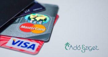 Tájékoztató bankkártyás adófizetésről