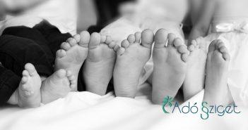 A négy vagy több gyermeket nevelő anyák kedvezménye