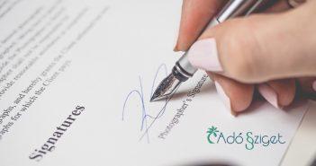 5 dolog, amit mindenképpen tudni kell a megbízási szerződésről