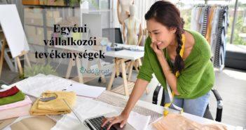 Egyéni vállalkozói tevékenység szüneteltetése COVID alatt