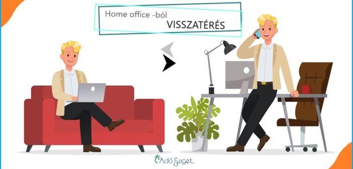 Mi lesz velünk home office-ból visszatérve?
