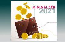 Kötelező legkisebb munkabér ( minimálbér ) 2021